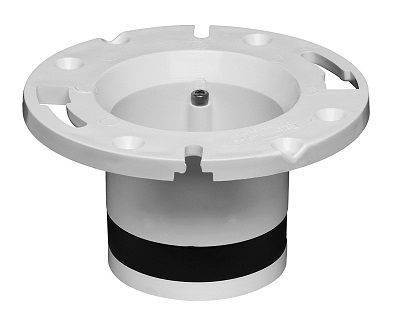 Oatey 43539 PVC Cast Iron Flange Replacement