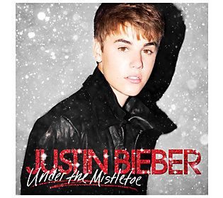 Justin Bieber - Under The Mistletoe CD
