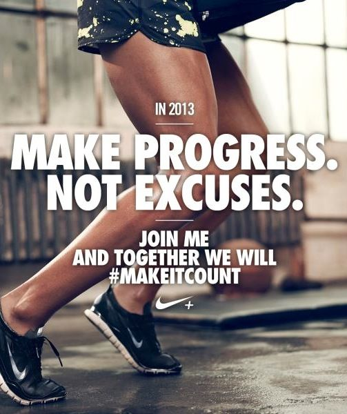 No gym membership, no excuses. #makeitcount #nike