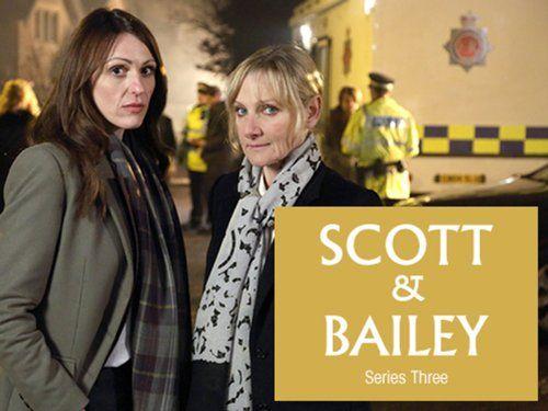 Scott & Bailey (2011-)