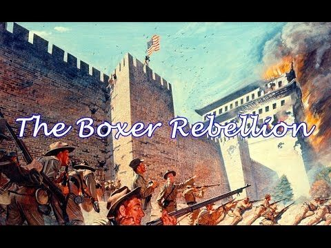 an analysis of the origins of the boxer uprising Origins of terrorism modern revolutions: an introduction to the analysis of a political esherick, joseph w the origins of the boxer uprising.