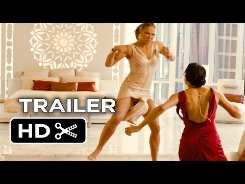 Furious 7 Official Trailer #2 (2015) - Vin Diesel, Paul Walker Movie HD - YouTube