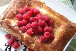 Ladyfinger Berry Cheesecake | Further Adventures in Dinner | Pinterest