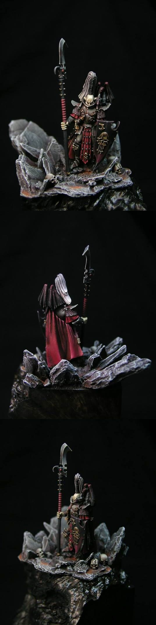Dark Elf Dreadlord
