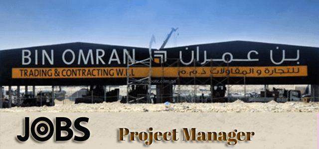 Jobs in BOTC as Project Manager in Qatar Visit jobsingcc.com for more info @ http://jobsingcc.com/jobs-botc-project-manager-qatar/