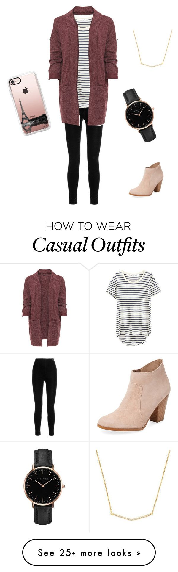 """Casual Perfected"" by c-gull92 on Polyvore featuring Balmain, Splendid, WearAll, Maiden Lane, Topshop and Casetify"