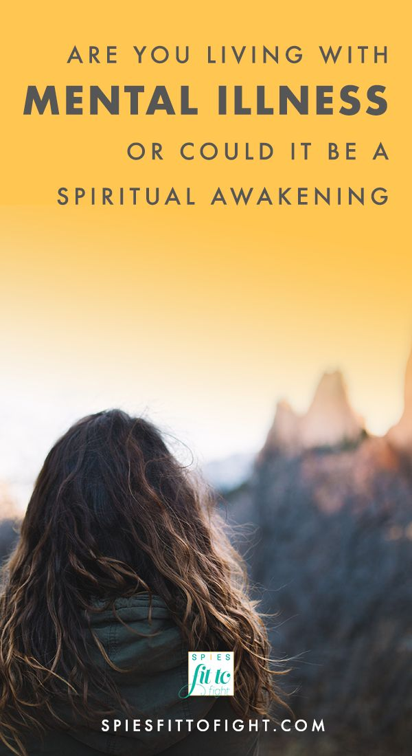 Are you suffering from a mental illness or are you experiencing a spiritual awakening? Find out the symptoms and truth within this blog post.