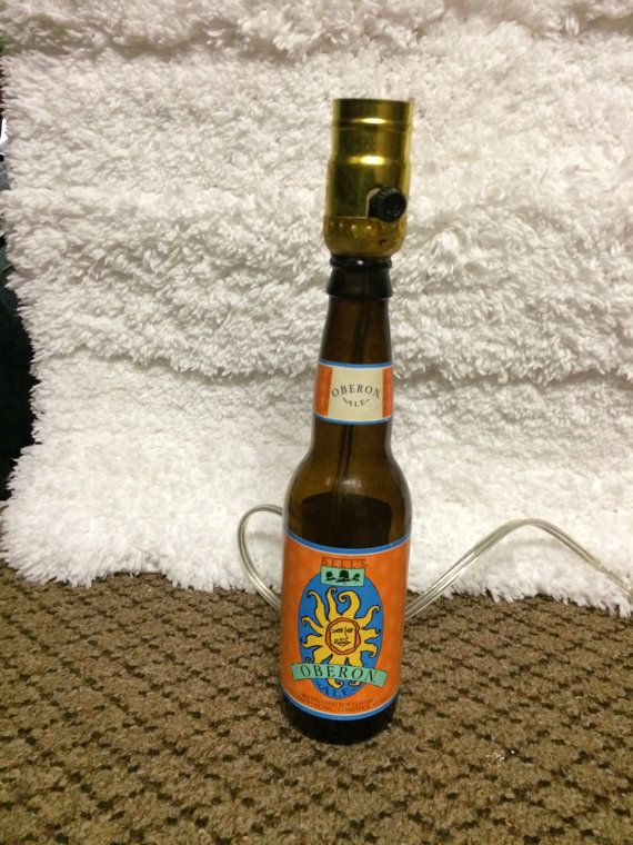 Check out this item in my Etsy shop https://www.etsy.com/listing/495742203/oberon-beer-bottle-lamp