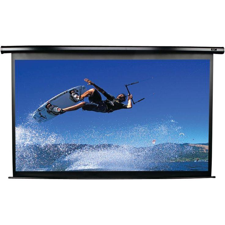 "Elite Screens Spectrum Series Electric Screen (84""; 41.2""h X 73.2""w; 16:9 Hdtv Format)"