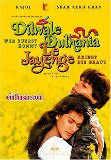 Dilwale Dulhania Le Jayenge Hindi Movie Online - Shahrukh Khan, Kajol, Amrish Puri and Farida Jalal. Directed by Aditya Chopra. Music by Manmohan Singh. 1995 [U] Blu-ray w.eng.subs DDLJ