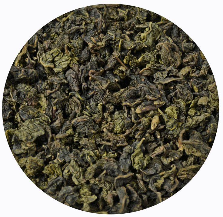"""""""Té Azul Oolong Formosa"""" Los monjes budistas y taoístas de Taiwán tienen una larga tradición en la elaboración de """"Té del Dragón"""" que se caracteriza por su breve proceso de fermentación. 10€/100gr"""