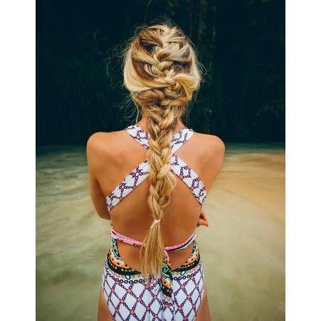 20 coiffures tressées pour passer l'été en beauté