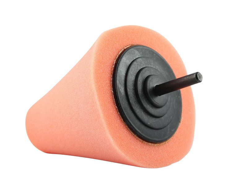 CLEANPRODUCTS Polier-Schwamm - Polieraufsatz - Reinigungs-Schwamm für Bohrmaschine und Akkuschrauber Hochwertiger zylinderförmiger Polier- und Reinigungs-Schwamm. Ideal für das Polieren und Reinigen von Felgen und allen schwer zugänglichen Stellen wie z.B. Türgriffe, Embleme, Anbauteile, Verkleidungen (Außen und Innen) uvm.. Aufnahme passend für die meisten handelsüblichen Bohrmaschinen und Akkuschrauber.