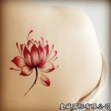 red lotus tattoo - Google Search
