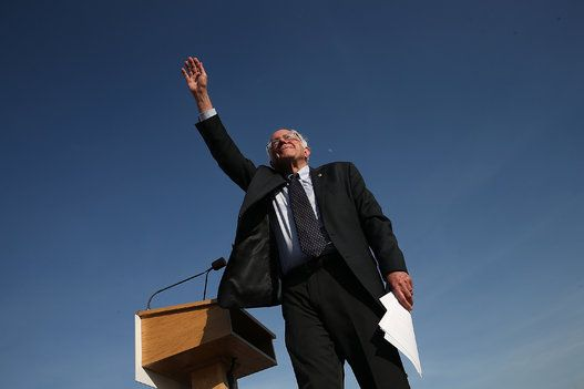 For Surging Bernie Sanders, The Crowds Have Come Before The Campaign