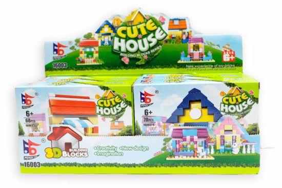 CUTE HOUSE MINI BLOQUES DE CONSTRUCCIÓN
