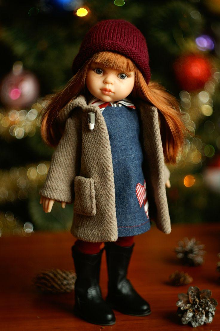 Конкурс 2016. Номинация № 3. Моя коллекция. | Испанские куклы Paola Reina