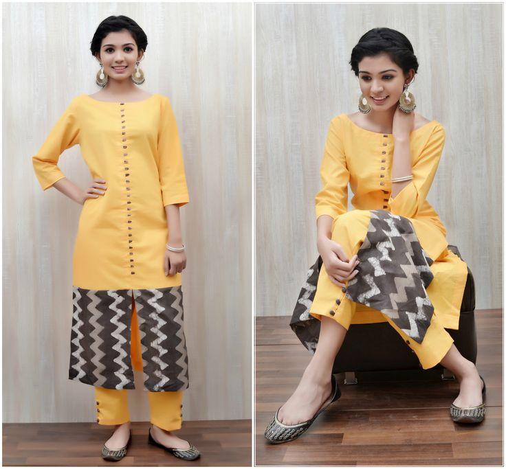 Make a classy statement  with a full Zoyashi Khadi attire ranging from apparels, juttis , accessories , dupattas etc. #rockthislookwithZoyashi #kurtas #pants #indianwear #khadiwear #loveforethnic #ethnicwear #longjackets #indian #juttis