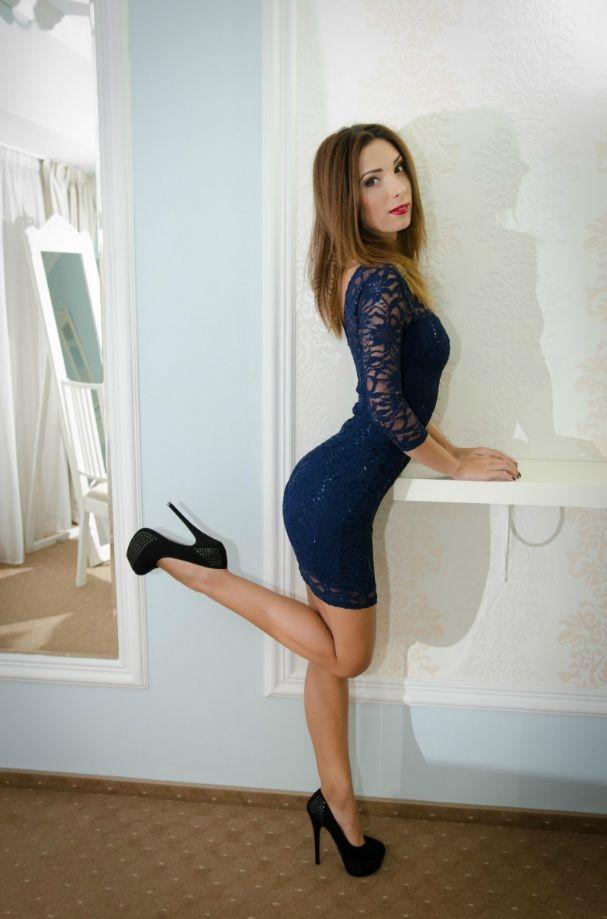 In porn women free high heels