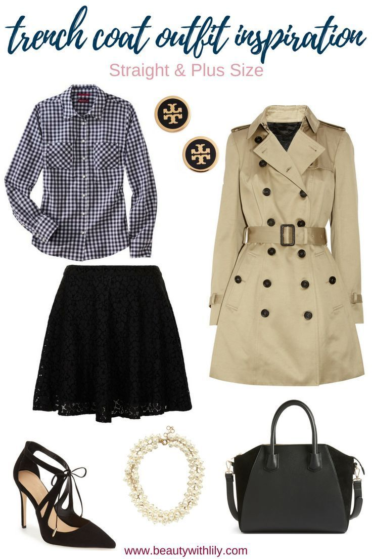 8f36dbe3394b Trench Coat Outfit Ideas   Inspiration