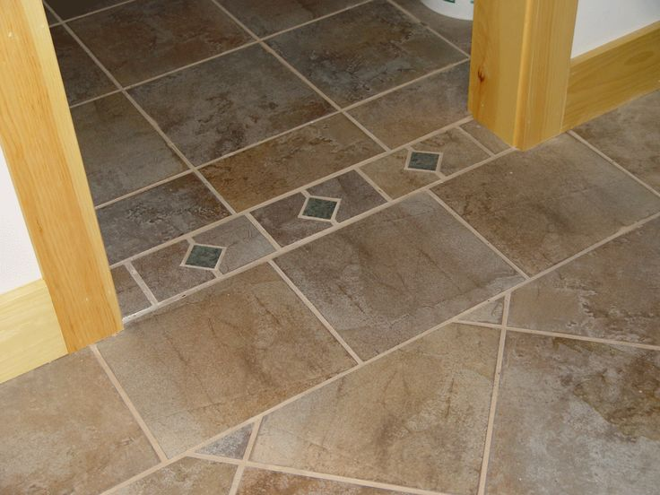 21 Best Entry Tile Patterns Images On Pinterest Bathroom Floors