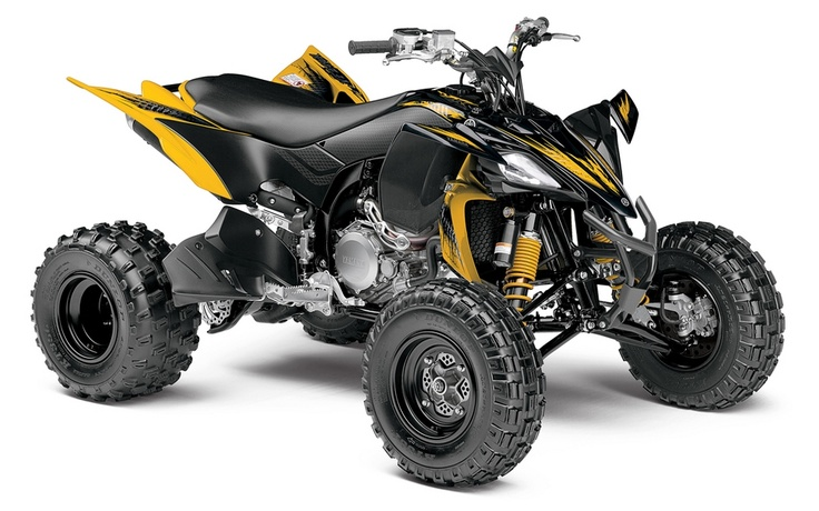 BLAST TO THE PAST; THE NEW YFZ 450 - Photo Gallery - ATV Trail Rider