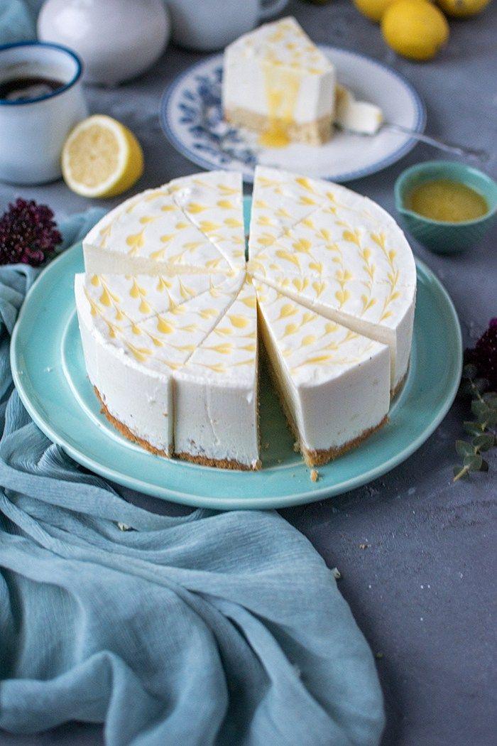 Rezept kuchen zitrone joghurt