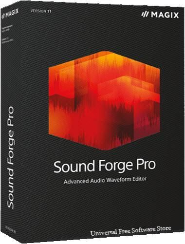 MAGIX Sound Forge PRO Full Version Free Download.   Download MAGIX Sound Forge PRO Full Version for Free Sound Forge 11.0  This Latest Sound Forge Pro 11 is designed and developed by MAGIX Corpor....