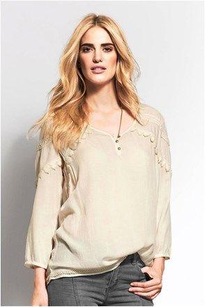Bluză, crem/albhttp://www.stilago.ro/fashion/femei/marimi-mari-1189981/bluza-crem-alb-14003040p