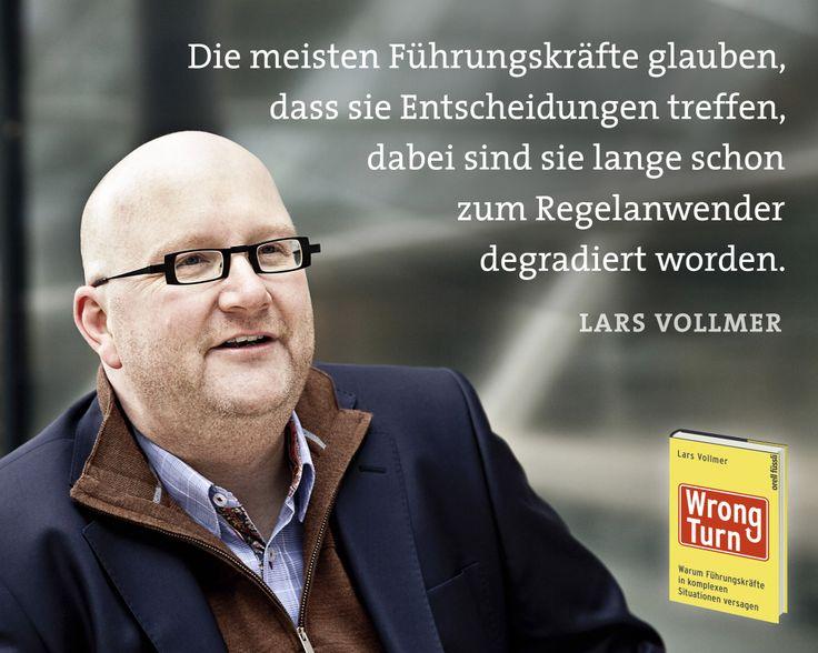Lars Vollmer: Entscheiden Schiedsrichter? Wrong Turn!