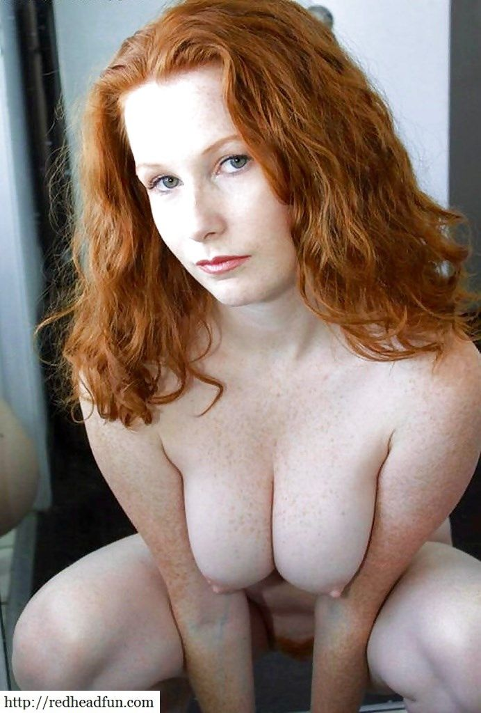 hot-nude-ginger-vagina