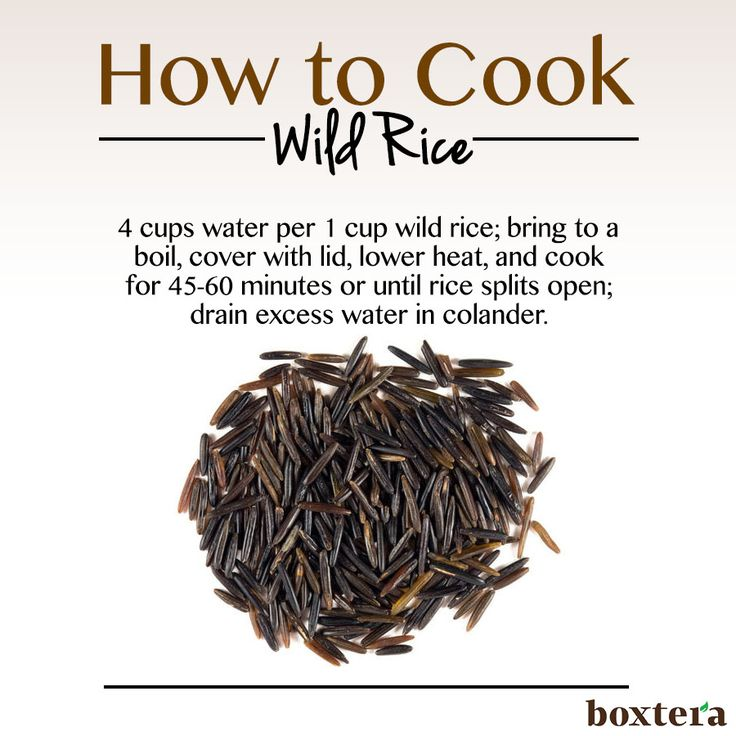 how to pressure cook wild rice