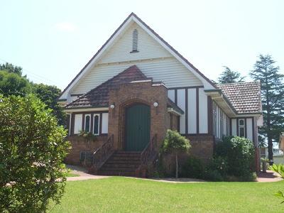 St David's Church. Toowoomba, Queensland Australia