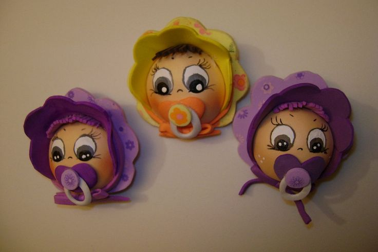 Goma EVA bebes