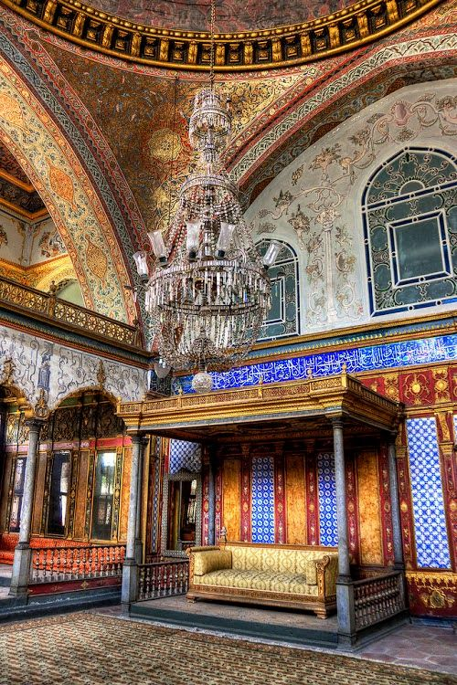 ☼topkapi palace- Turkey