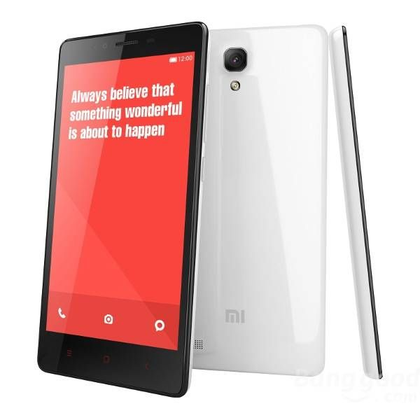 Xiaomi Redmi Note has adopted Qualcomm Snapdragon 410 MSM8916 1.2GHz Quad-core processor particularly, perhaps for an unprecedented performance. The GPU is Andreno 306, whilst internal memory combination is 1GB RAM and 8GB ROM, prim and proper.