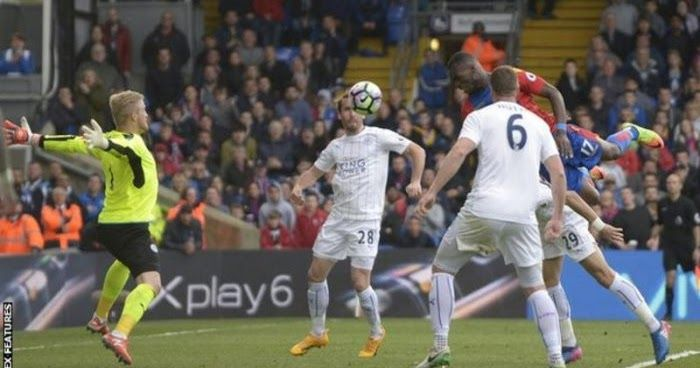 Premier League Result: Determined Crystal Palace Draw 2-2 With Leicester City