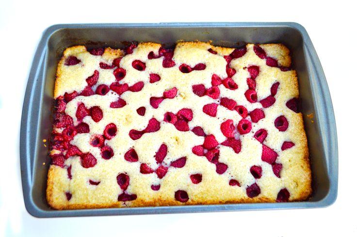 Raspberry Cobbler Recipe!! #cobblerrecipes