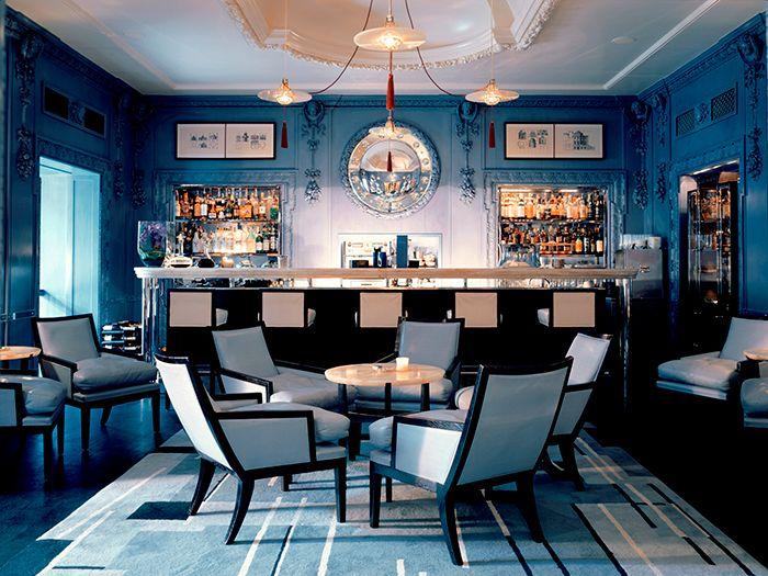 16 intoxicating bar designs - Blue Restaurant Design