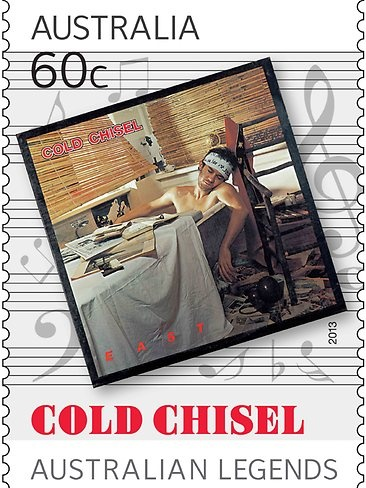 2013 Australia Post Legends  - Cold Chisel