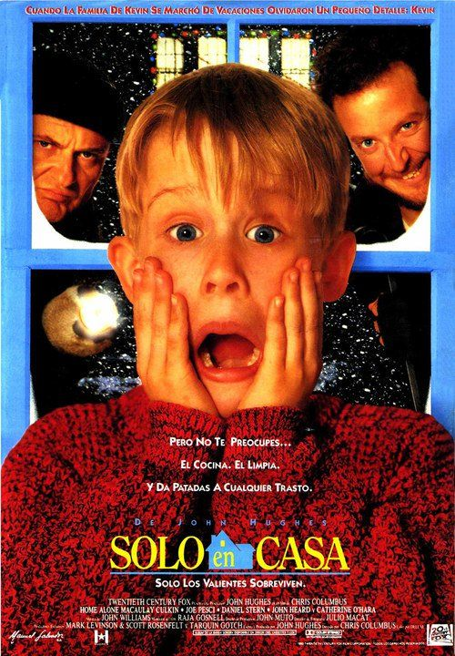 Watch Home Alone (1990) Full Movie Online Free