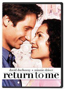 Amazon.com: Return to Me: Carroll O'Connor, David Duchovny, Robert Loggia, Minnie Driver, Bonnie Hunt: Movies & TV