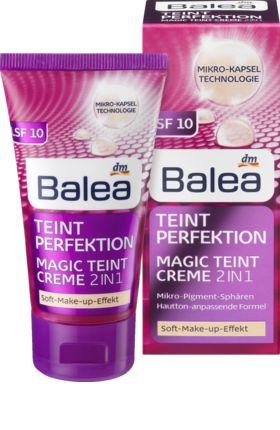Die Teint Perfektion Magic Teint Creme 2in1 von Ba…