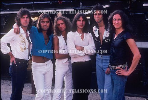 FOREIGNER; VIDEO SHOOT AND LOCATION, 1977; NEIL ZLOZOWER