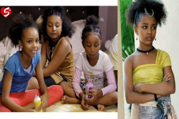 Meet The Three Child Actresses Who Are Taking Over Nollywood By Storm Oguike Sisters Austine Media Child Actresses Three Kids Actresses