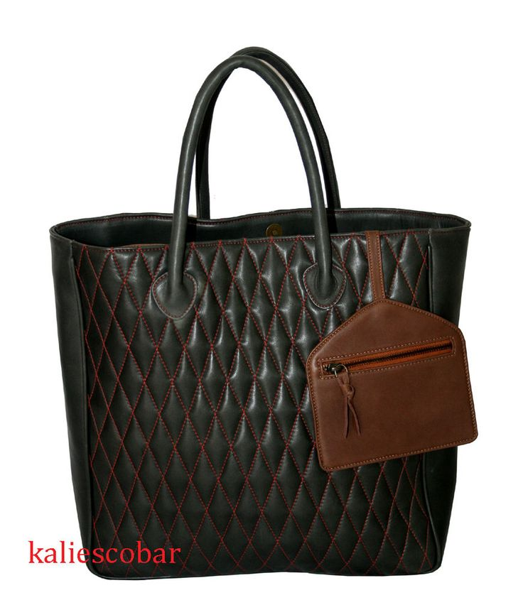 Fashion Women Leather Tote Shoulder Handbag Satchel Messenger Shopping Bag Purse #Handmade #TotesShoppers