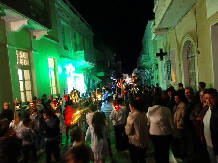 Η γιορτή της Θεοσκεπάστου στην Άνδρο (φωτορεπορτάζ & βίντεο)