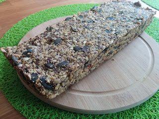Dietetycznie na co dzień : Chleb z ziarnami bez mąki