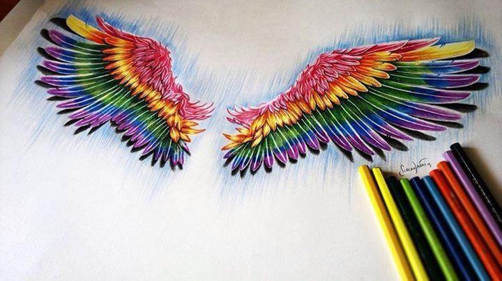 Rainbow Wing
