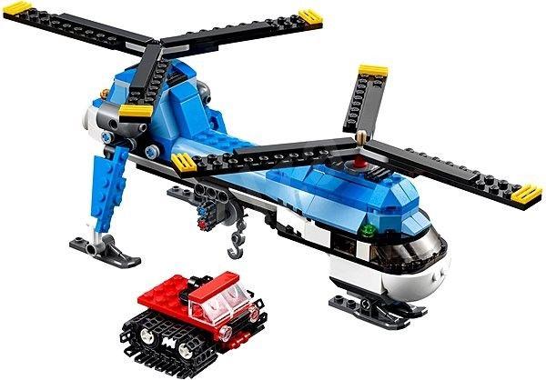 Stavebnice LEGO Creator 31049 Vrtulník se dvěma vrtulemi